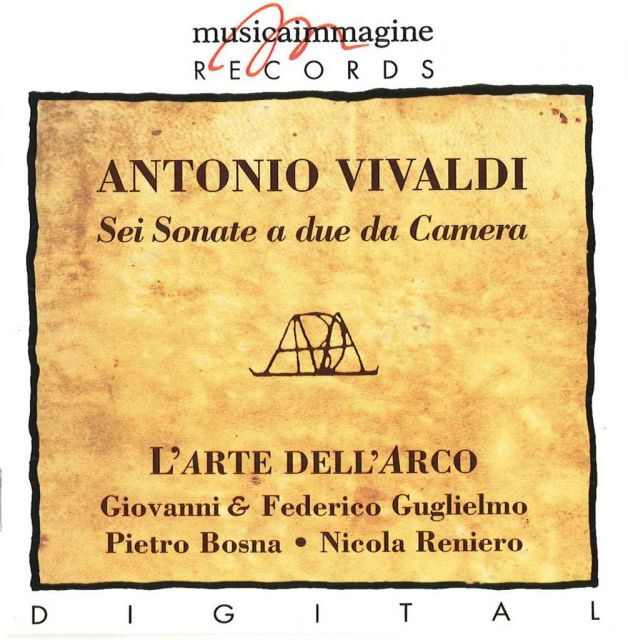 <strong>Sei Sonate a due da camera</strong><br />Antonio Vivaldi (1678-1741)