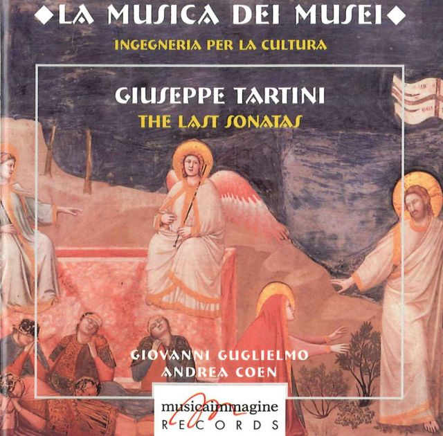 <strong>The Last Sonatas</strong><br />Giuseppe Tartini (1692-1770)
