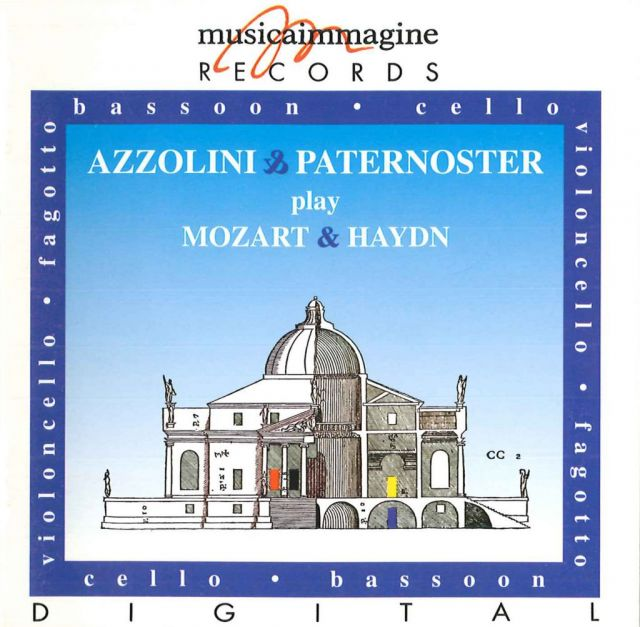 <strong>Azzolini &amp; Paternoster</strong><br />Haydn &amp; Mozart