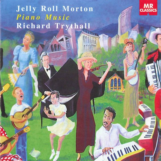 <strong>Piano Music</strong><br />Jelly Roll Morton (1890 - 1940)