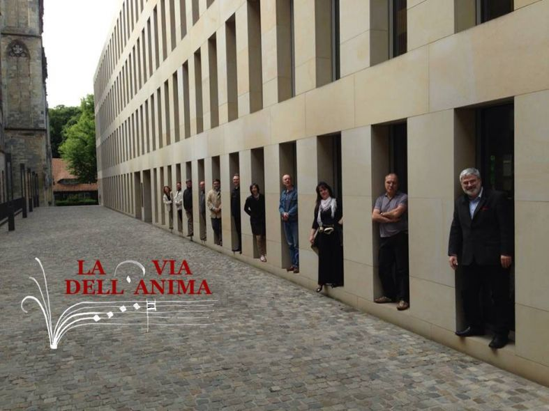 <strong>La via dell'Anima 2018 - 2020<br /></strong>