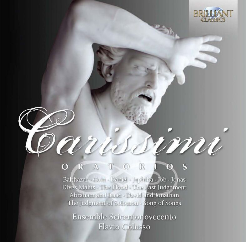 <strong>Carissimi: Complete Oratorios<br /></strong>Brilliant Classics 9 CD
