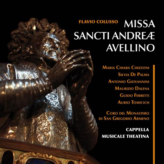 <strong>Missa Sancti Andreae Avellino</strong><br />Flavio Colusso
