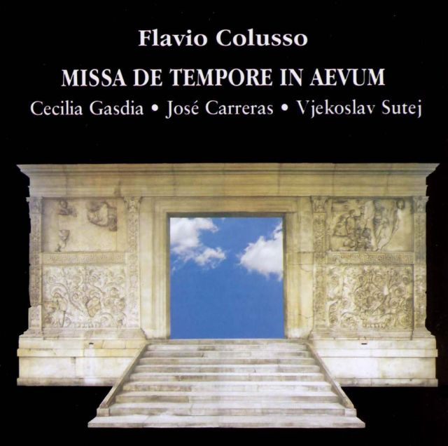 <strong>Missa del tempore in aevum<br /></strong>&quot;The People united by the Name of the Lord&quot;<br />Flavio Colusso&nbsp;